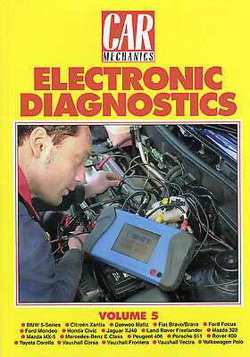 Car Mechanics Electronic Diagnostics Reprint Books Volume 5