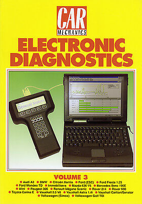 Car Mechanics Electronic Diagnostics Reprint Books Volume 3