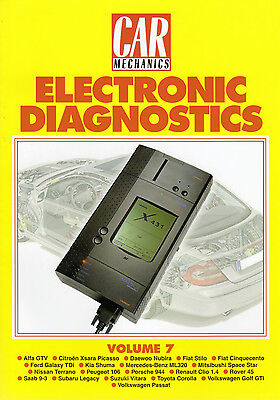 Car Mechanics Electronic Diagnostics Reprint Books Volume 7