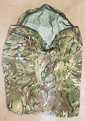 NEW British Army Issue Gore-Tex MTP Multicam Bivvy Bag Sleeping Bag Cover
