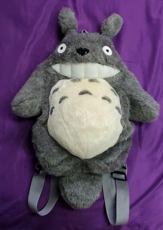 JAPAN GHIBLI MY NEIGHBOR TOTORO backpack bag DOLL plush toys Purse Tote