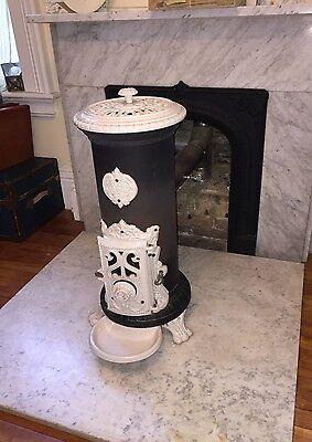 GODIN vintage wood and coal burning stove ~ 30