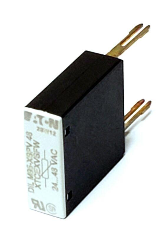 EATON DILM95-XSPV48, Varistor Suppressor Circuit, 24 - 48 VAC, XTCEXVSFW