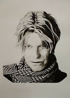 David Bowie, Limited Edition Print