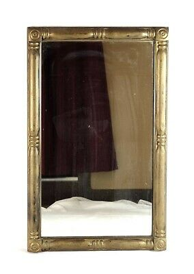 Travel Mirror Shaving Mirror Vintage Small Souvenir Statue of Liberty NY Small Table Top Mirror Display NYC Collectible