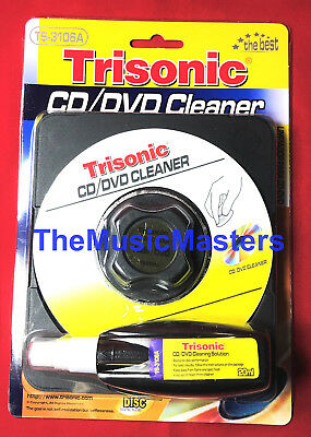 Cd Rom Cleaner - Redbox DVD Video Blu-ray CD ROM PS2 PS3 Xbox Game DISC SURFACE CLEANER w/Fluid