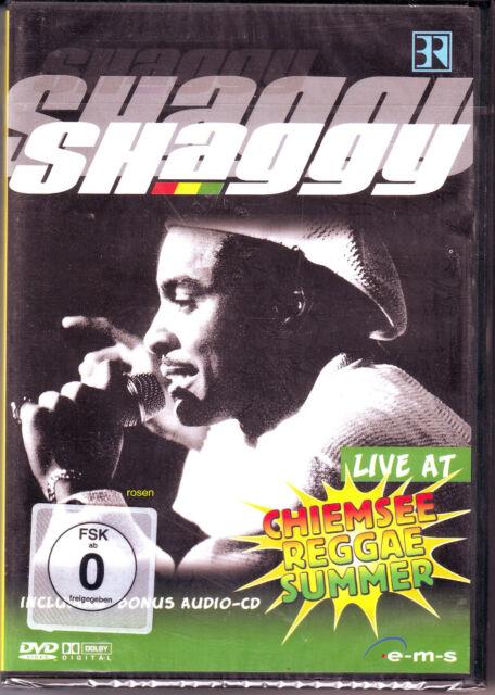 Shaggy - Live at Chiemsee Reggae Summer -DVD- neu, ovp eingeschweißt