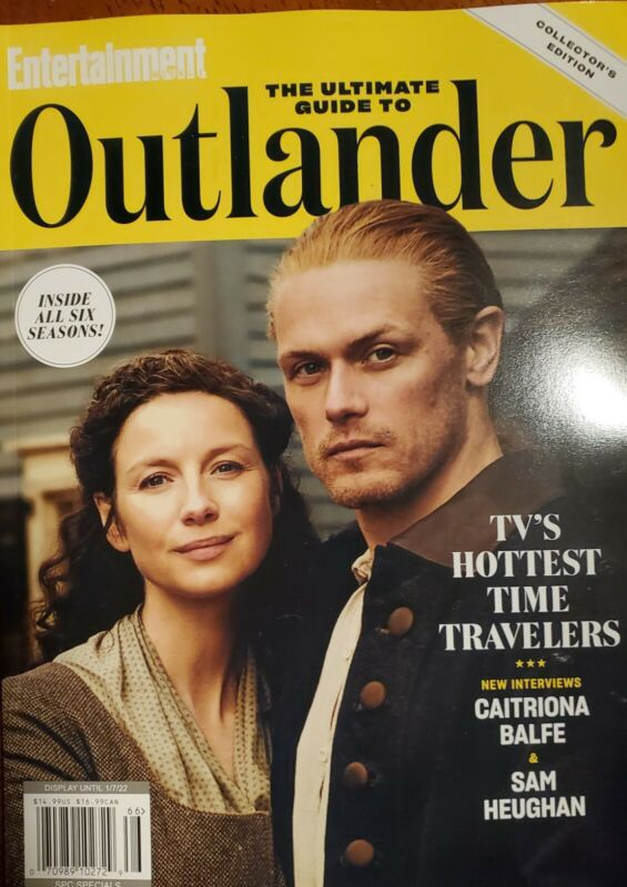 THE ULTIMATE GUIDE TO OUTLANDER 2021