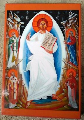 EASTERN ORTHODOX ICON CHRIST OF THE ISLES   for sale  Shipping to Canada