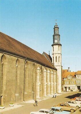 Mühlhausen , Thomas-Müntzer-Stadt , Zentrale Gedenkstät. ( DDR ) ,Ansichtskarte