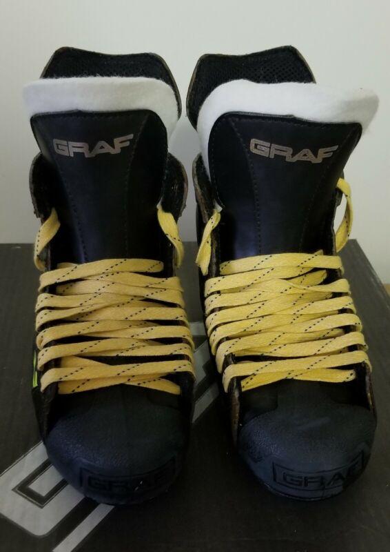Graf Ice Hockey Skates Ultra G70 Size 4R Junior