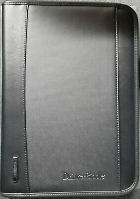 Samsonite Parker Leather Padfolio w/ Interior scratch-resistant pocket   - **New