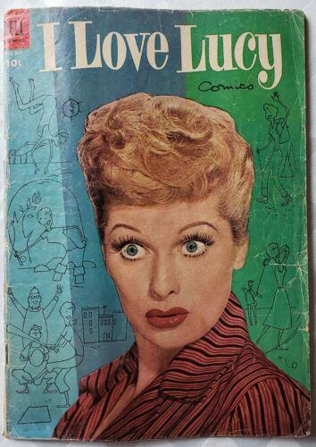I LOVE LUCY #2 (FOUR-COLOR) #559 - DELL COMICS 1954