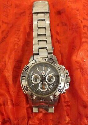Orologio uomo cronografo acciaio sector perfetto!!