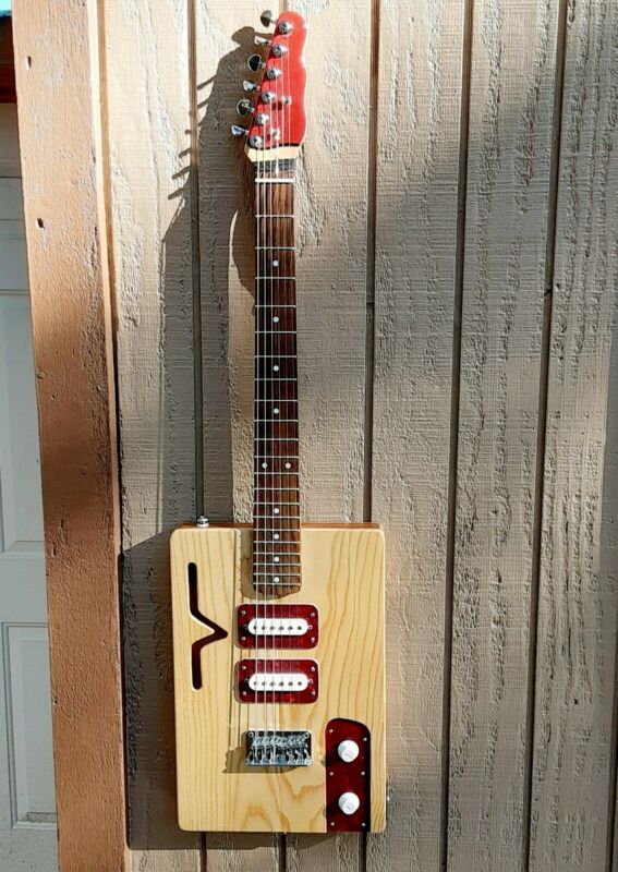 CBG Electric Guitar 6 String Hollow Body