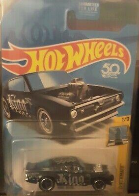 Hot Wheels 2018 Super Treasure Hunt King Kuda w/protecto