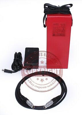Leica Geb171 External Battery Pack Kittotal Stationtpstcrsurveyingrobotic