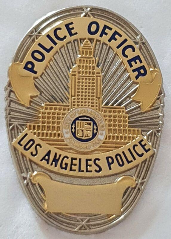 Beautiful LAPD PIN Series 6 Los Angeles Police 1.5 Inch Enamel Lapel Tie Tac Pin