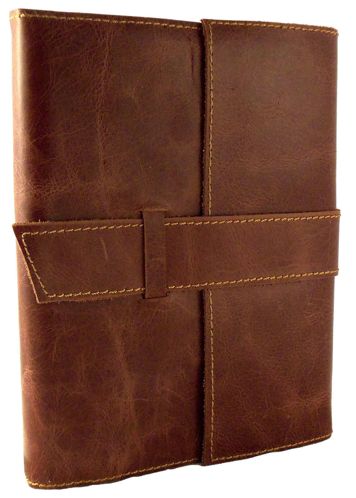 Refillable Leather Journal Sketchbook Vintage Leather Diary Notebook Antique 6x8