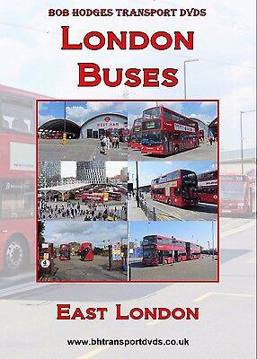 London Buses, East London, DVD