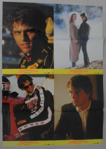 Set of 20 Vintage German LCs DAYS OF THUNDER Tom Cruise, Nicole Kidman, Robert D