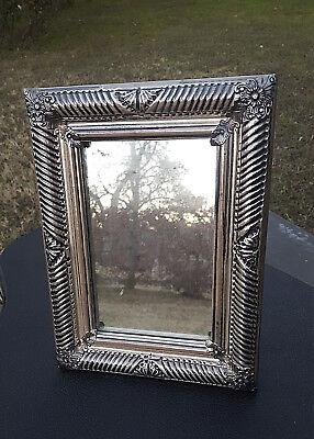 Silver Sterling Frame