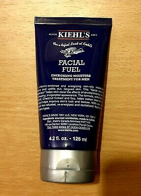 KIEHL'S Ultra Facial Fuel Moisture 125ml NEW & SEALED