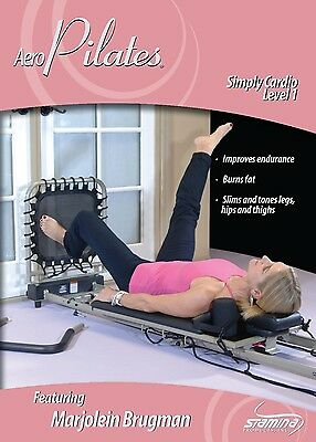 AeroPilates Level One Simply Cardio Workout DVD 05-0007D