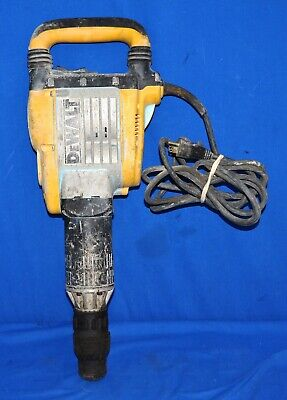 Dewalt Sds Max In-line Demolition Hammer Model Number D25901 Pre Owned