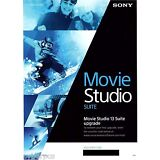 New Sony Movie Studio 13 Suite for Video & Audio Editing Download