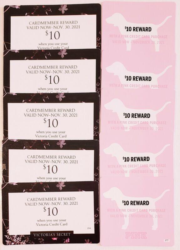 Victoria's Secret Rewards total $100 plus fre panty (2nd pic). Exp 11/30.
