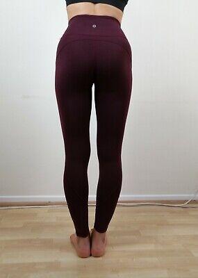 Lululemon Legging In Movement Tight 25'', Size US 2 = UK 6