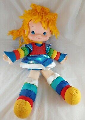 Vintage 1983 Rainbow Bright/ Brite Large 18
