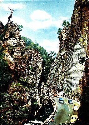 Höllental , Am Hirschprung , Ansichtskarte, ungelaufen