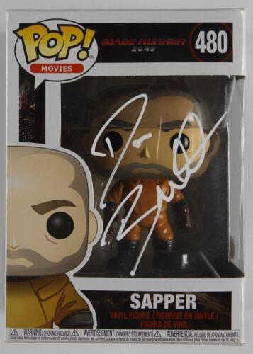 Dave Bautista Blade Runner Sappper Signed Autograph Funko Pop 480 JSA COA