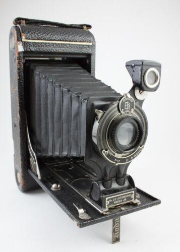 U200179 Kodak Autographic Junior Model 2-C w/o Stylus As-Is