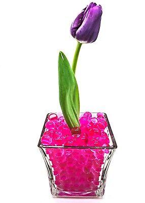 5 GALLONS Pink Craftsprite Vase Filler Gel Water Beads (100 Grams) Free Ship!