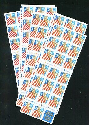 U.S. DISCOUNT POSTAGE LOT OF 100 32¢ STAMPS ALL AS SHOWN SELLING FOR $25.00
