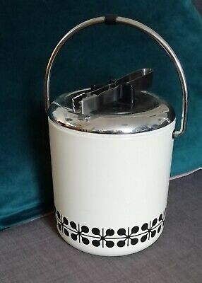Vintage Ice Bucket, Made In Japan