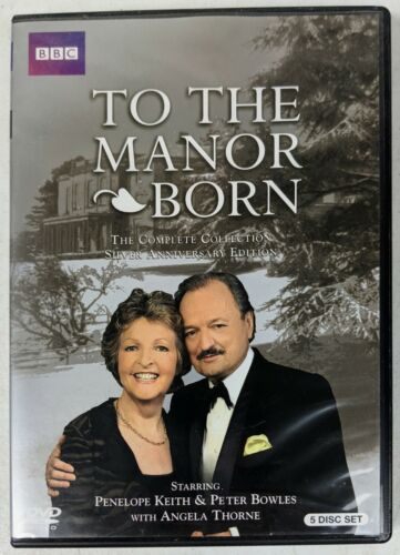 To The Manor Born The Complete Series - Silver Anniversary Edition DVD, 2008,  - $26.99