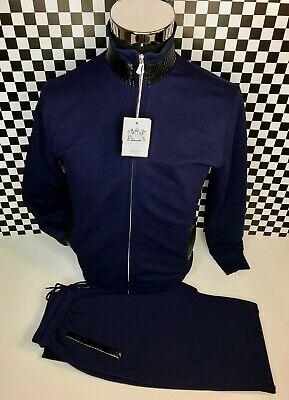 Umberto Bilancioni Tracksuit Sport True Luxury Size 48/M 2 Piece Set Leatherneck