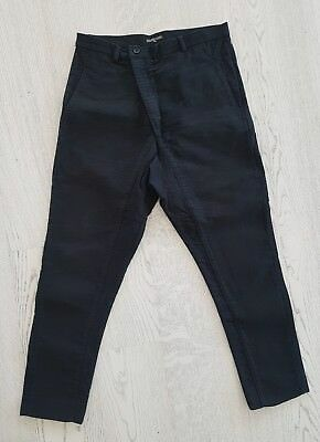 Alexandre Plokhov drop crotch pants. Size 50