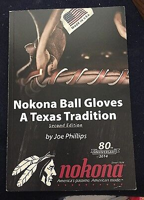 The Nokona  Baseball Glove Story Complete History Vintage Texas Made Nocona Tex.