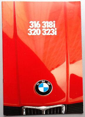 V07548 BMW SERIE 3 - 316 318i 320 323i