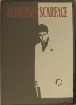 Scarface DVD Al Pacino Universal Studios Includes 4 Deleted Scenes