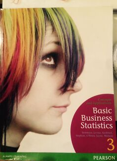 Basic Business Statistics: Concepts And Applications 3rd Edition Bulli Wollongong Area Preview