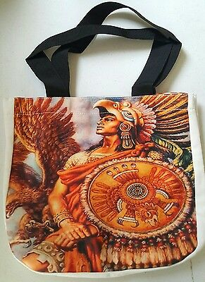 Aztec Warrior Hand Bag