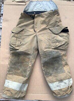 Lion Janesville Turnout Bunker Pants Fire Fighting Firefighter Gear 30r