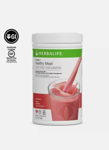 Herbalife Formula1 Healthy Meal Nutritional Shake Mix Wild Berry 750g