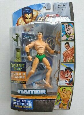 Hasbro Marvel Legends Fantastic Four Ronan Series Namor Sub Mariner NEW 2007